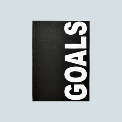 Goals Journal