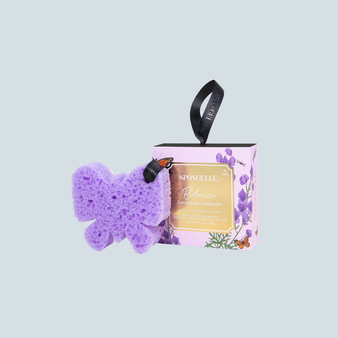 Lavender Infused Body Buffer