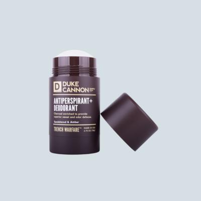 Sandalwood and Amber Antiperspirant + Deodorant