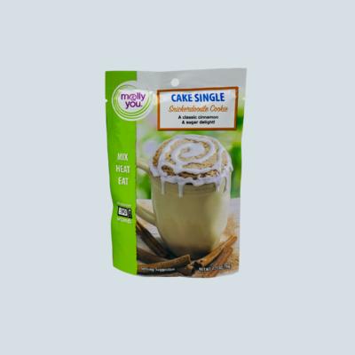 Mug Cake Single
