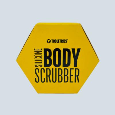 Silicone Body Scrubber