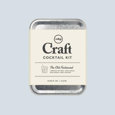 Craft Old Fashion Cocktail Kit