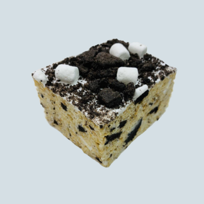 Oreo Cookie Jumbo Rice Krispie Treat