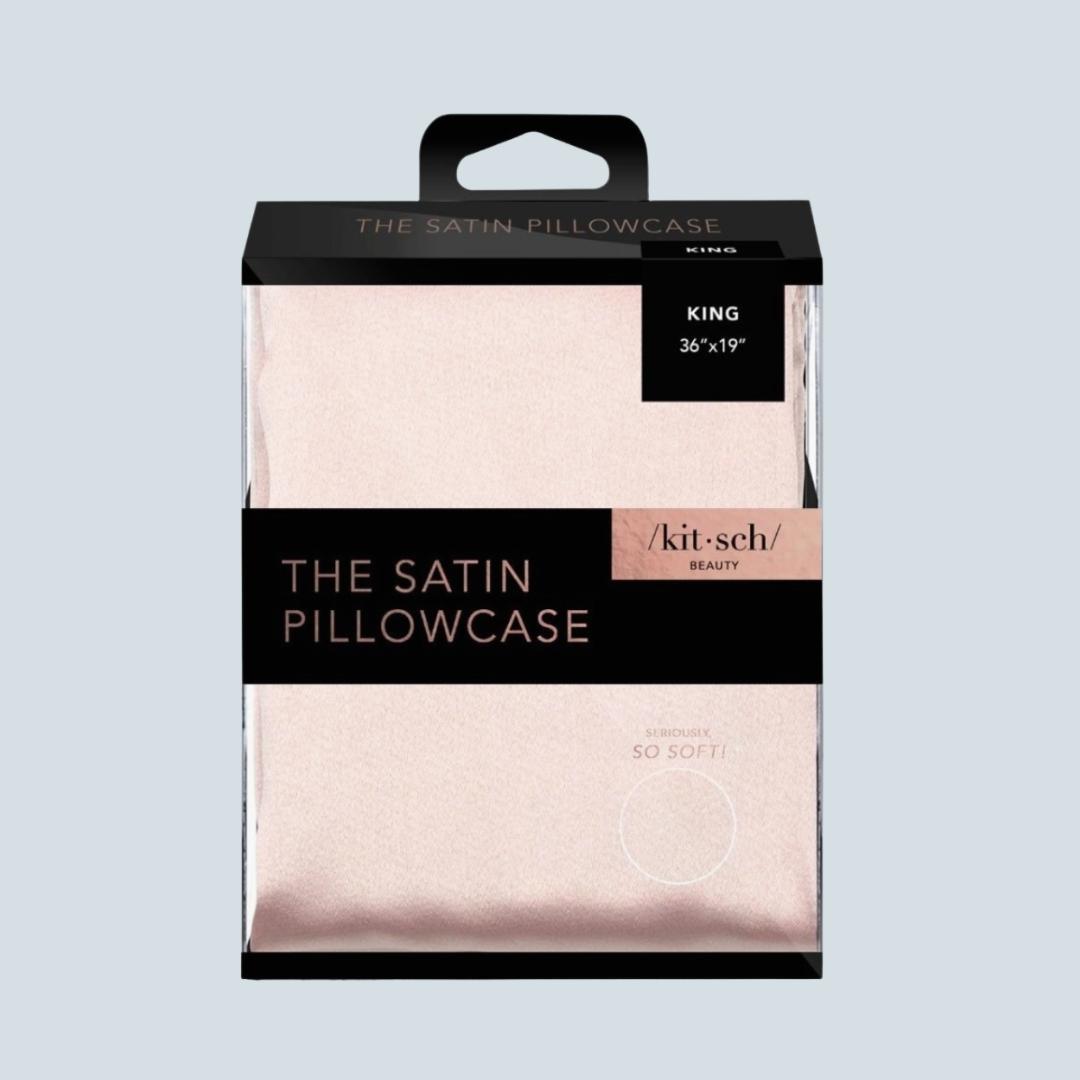 King Satin Pillowcase