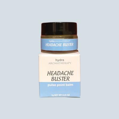 Aromatherapy Headache Pulse Point Balm