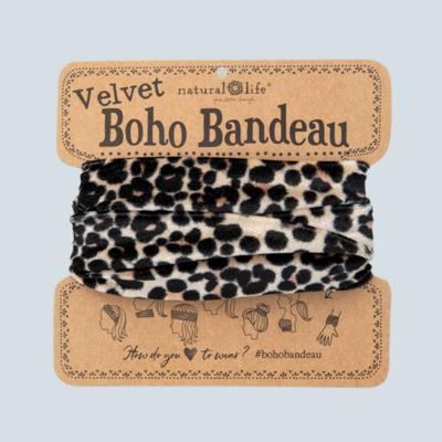 Velvet Boho Bandeau