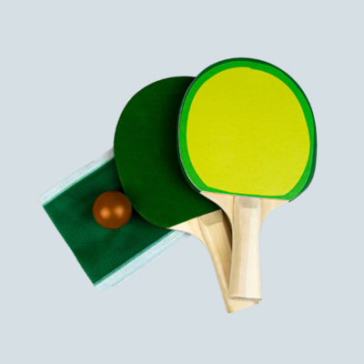 'You Guac Served' Ping Pong