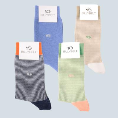 Cotton Mid-Calf Socks