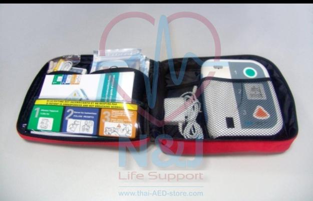 เครื่องฝึกกระตุกไฟฟ้าหัวใจแบบอัตโนมัติ Set AED Trainer N&J