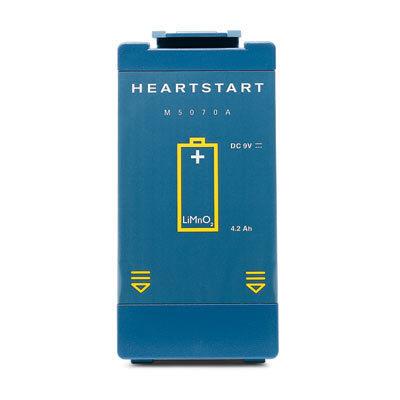 แบตเตอรี่ | Battery Philips for AED Heartstart FRx & OnSite (HS1) M5070A