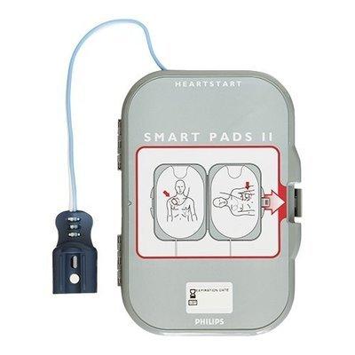 แผ่นอิเล็คโทด PHILIPS pads SMART II for FRx AED
