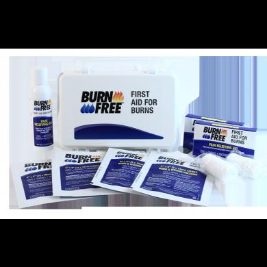 BurnFree ชุดปฐมพยาบาลสำหรับแผลไฟไหม้ First Aid Burn Kits