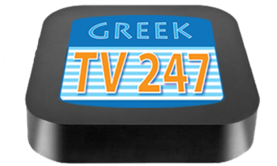 GreekTV247 Box + Zaap TV Greek (1 year subscription) + GreekTV on Youtube
