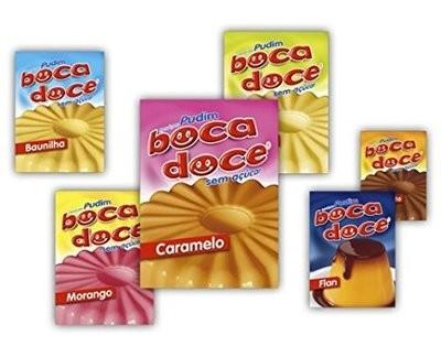 Pudding (Boca Doce)