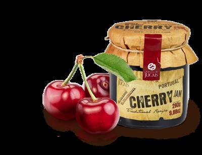 Cherry Jam / Doce 280gr (Quinta Jugais)