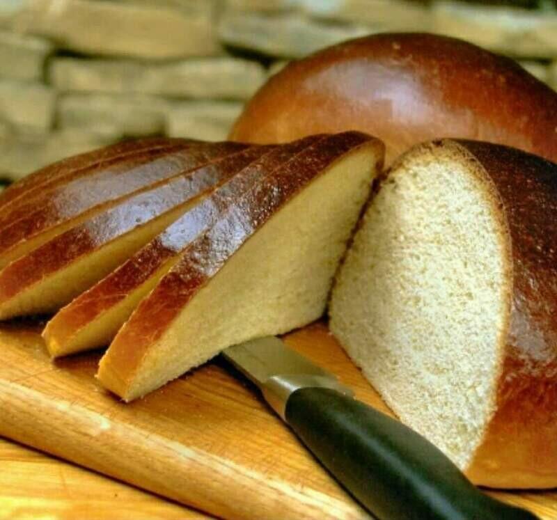 Sweet Bread / Massa Sovada (Moist, Light, Sweet and Fluffy)
