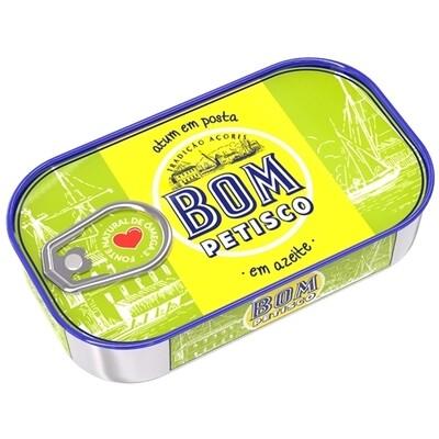 Bom Petisco Tuna in Olive Oil (120gr)