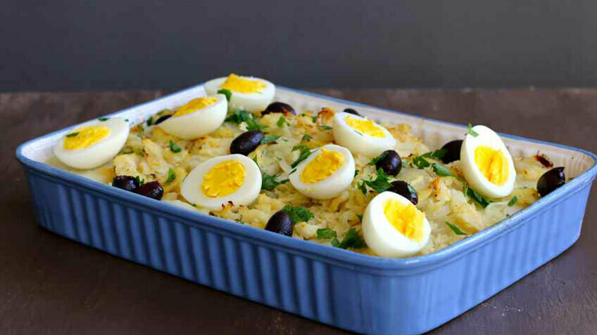 Bacalhau Gomes De Sa (Meal) - (Ships Separately - Ship Next Day)