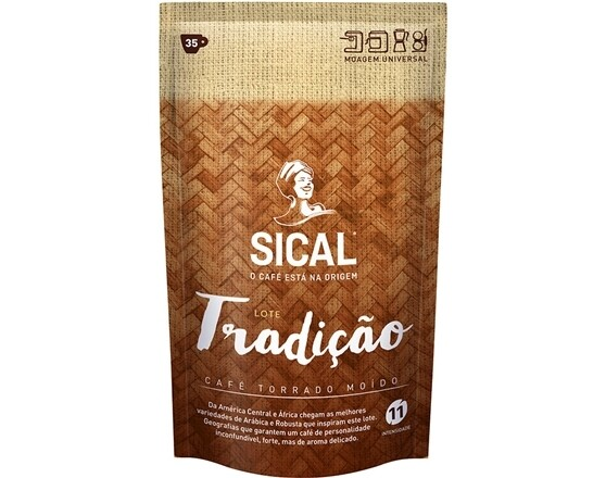 Cafe Sical Trad (Moido/Universal Grind) (250gr) (On Sale)