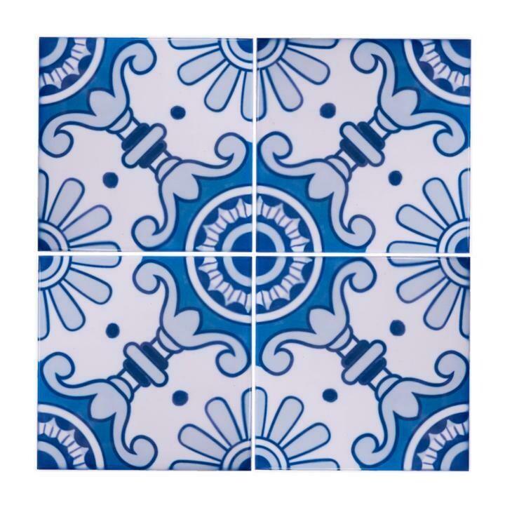 Azulejos Navigator (4 Tiles) (Ship Together Separate Box)