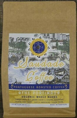 Saudade Portuguese Roasted Coffee -  The Portimão (340gr)