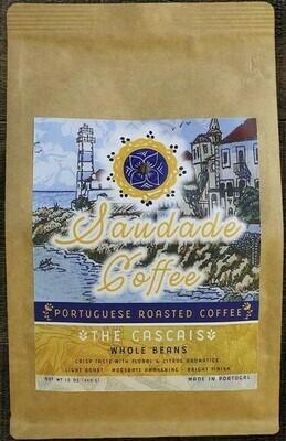 Saudade Portuguese Roasted Coffee -  The Cascais (340gr)