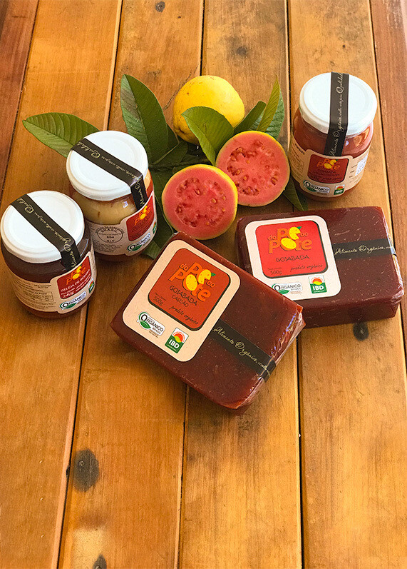 Guava Jam / Doce 300 gr (Pe ao Pote)