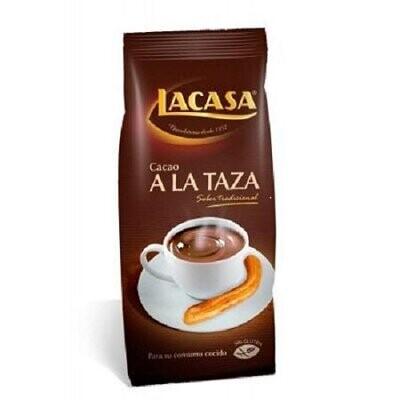 Spanish Hot Thick Chocolate a la taza by LACASA
