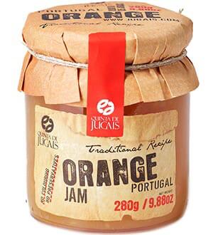 Orange Jam / Doce 280gr (Quinta Jugais)