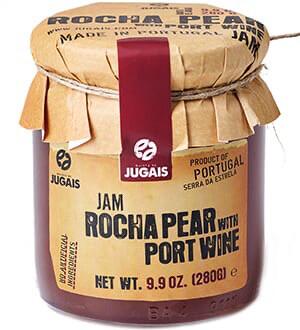 Black Pear & Porto Wine / Doce 280gr (Quinta Jugais)