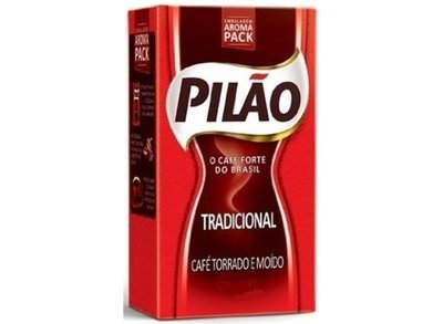 Cafe Pilao (Moido/Ground) (250gr)
