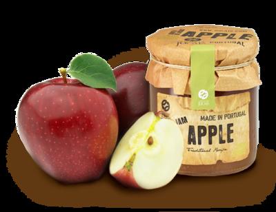 Apple Jam / Doce 280gr (Quinta Jugais)
