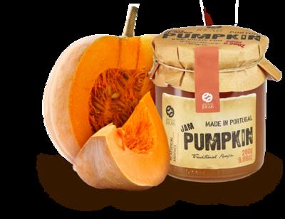 Pumpkin Jam / Doce 280gr (Quinta Jugais)