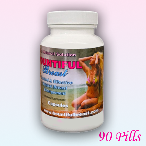 Bountiful Breast® Pills (90 Count)
