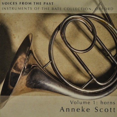"""Voices From The Past"" Vol. 1 Horns"
