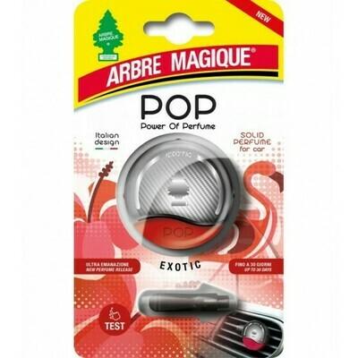ОСВІЖУВАЧ В АВТОМОБІЛЬ POP FOR CAR ASS 9,5 g ARBRE MAGIQUE
