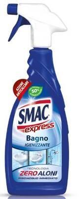 ЗАСІБ ДЛЯ ДОГЛЯДУ ЗА ВАННОЮ КІМНАТОЮ SMAC EXPRESS SGRASS.BAGNO M650