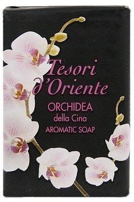 ПАРФУМОВАНЕ МИЛО ORCHIDEA    150 г. TESORI D'ORIENTE