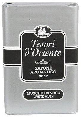 ПАРФУМОВАНЕ МИЛО MUSCHIO BIANCO 150 г. TESORI D'ORIENTE