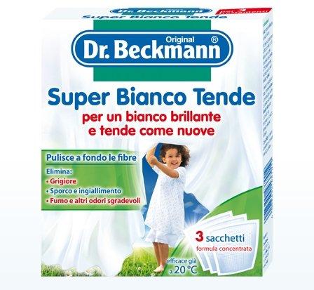 ПЛЯМОВИВІДНИК/ВІДБІЛЮВАЧ ДЛЯ ГАРДИН G40X3 DR.BECKMAN