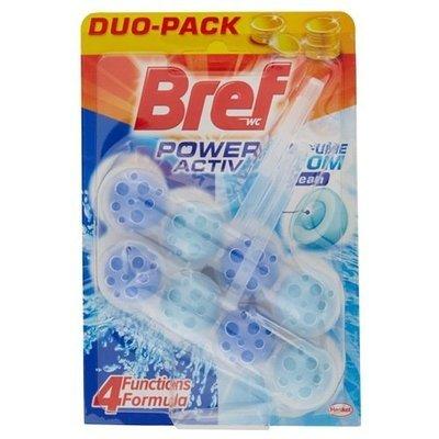 ОСВІЖУВАЧ ДЛЯ ТУАЛЕТА POWER BLU ACTIV   ASS. BREF