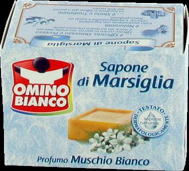 МИЛО ДЛЯ ВИВЕДЕННЯ ПЛЯМ MARSIGLIA 250 г. OMINO BIANCO
