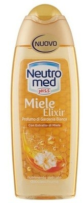 ВАННА/ДУШ 250 МЛ. MIELE ELIXIR NEUTROMED