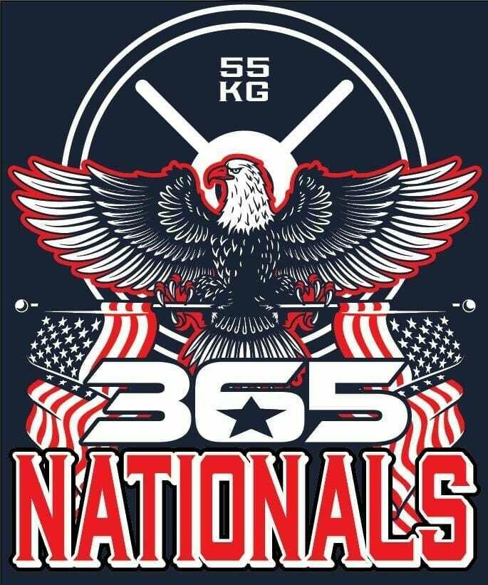 2021 USA Nationals T-Shirt