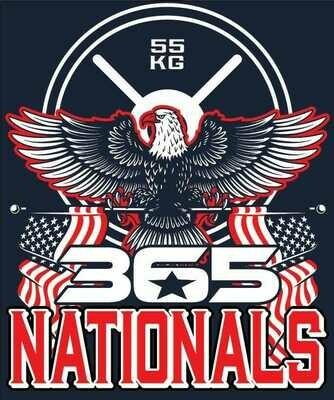 2021 USA Nationals T-Shirt