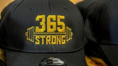 365 STRONG PF - CAPS