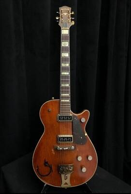 Gretsch 6130 Roundup Orange 1955