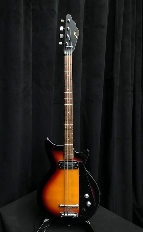 JMS Bass Sunburst