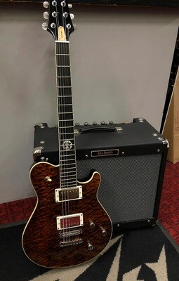 Jack Daniels JD 30 and JD Electric 2016 Brown Fade