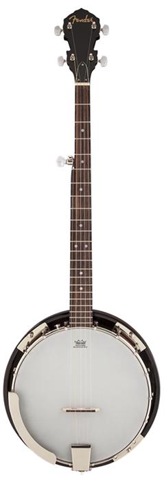 Fender Banjo Pack
